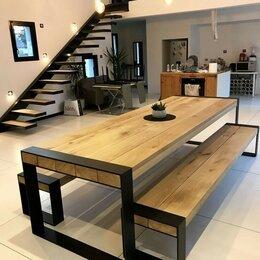 Мебель для кухни - Стол с лавками , 0