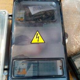 Электрические щиты и комплектующие - Корпус пластиковый щурн-п 3/8 ip55 иэк, 0