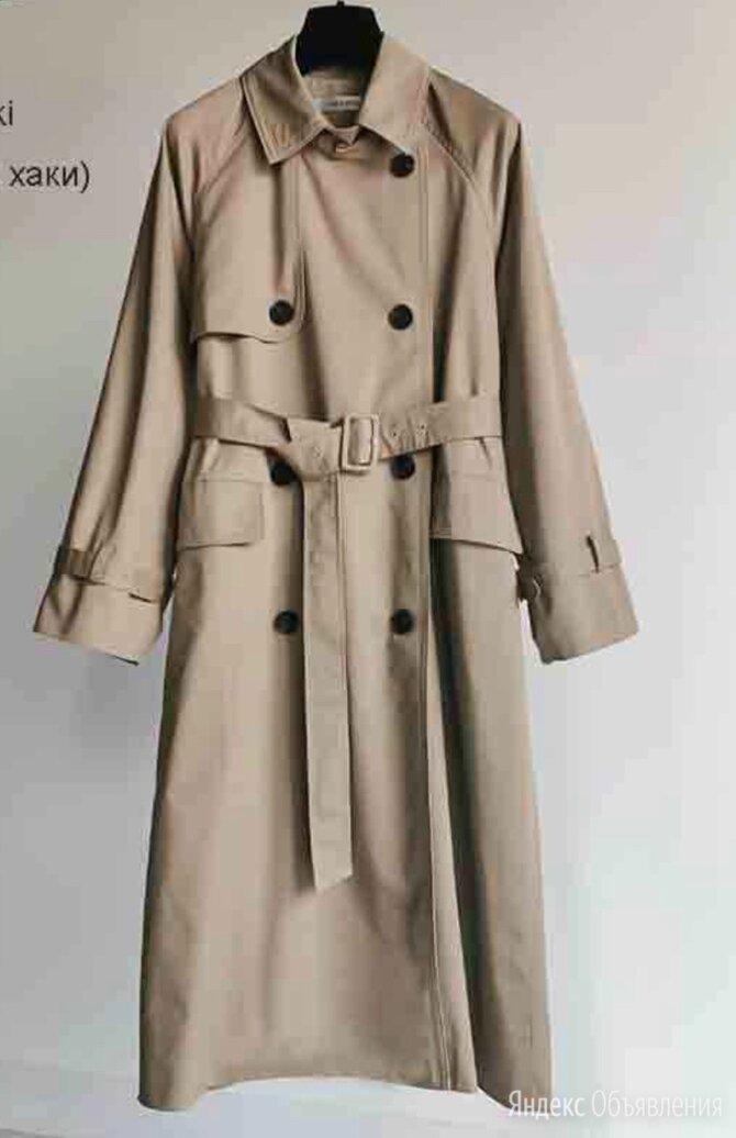 Пальто тренч по цене 4500₽ - Плащи, фото 0