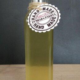 Пена, соль, масло - Миндальное масло, 0