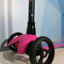 Самокаты - Самокат трёхколёсный детский Explore TINY pink, новый., 0
