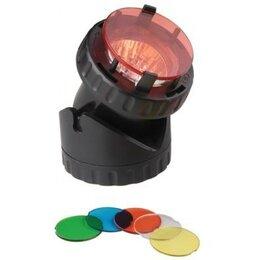 Подводные фонари - Подсветка подводная/надводная JPL1 12V 10W 4 цвета фильтра, 0