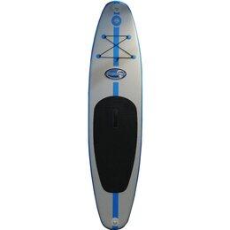Водные лыжи, вейкбординг и книбординг - Надувная доска для sup-бординга Deep Blue 10.6, 0