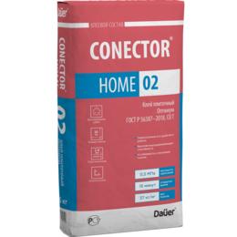 Сумки - Клей для плитки DAUER CONECTOR HOME 02 Оптимум 25 кг , 0