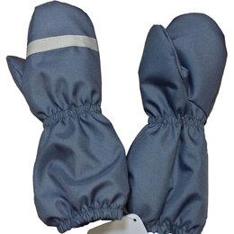 Перчатки и варежки - Детские варежки Caimano Gloves (серый), 0