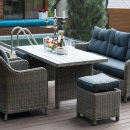 Комплекты садовой мебели - Садовая мебель из искусственного ротанга , 0