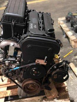 Двигатель и топливная система  - Двигатель Kia Rio 1.5 98 л/с (A5D), 0