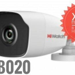 Камеры видеонаблюдения - Камера видеонаблюдения Hiwatch IPC B020 , 0