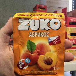 Ингредиенты для приготовления напитков - Растворимый напиток zuko абрикос 25гр. чили, 0