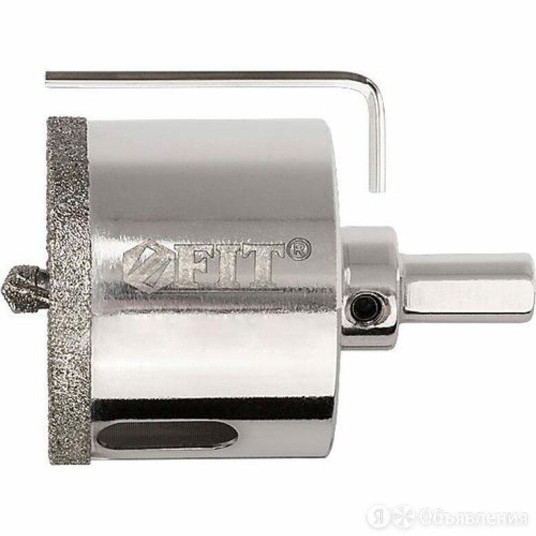Кольцевая кольцевая коронка по керамограниту FIT 16214 по цене 816₽ - Другое, фото 0