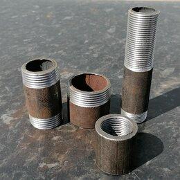 Комплектующие водоснабжения - Муфта чугунная стальная переходная удлиненная, 0