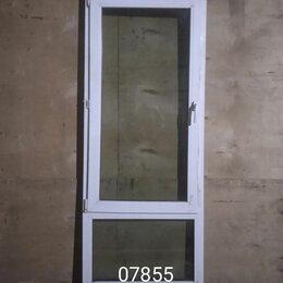 Готовые конструкции - Пластиковое окно (б/у) 2010(в)х810(ш), 0