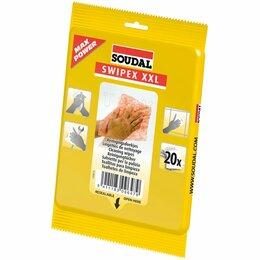 Бумажные салфетки, носовые платки - Салфетки Soudal Свипекс, 0