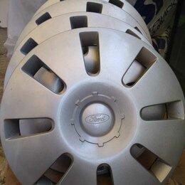 Шины, диски и комплектующие - Ford focus 2 колпаки 15 оригинал, 0