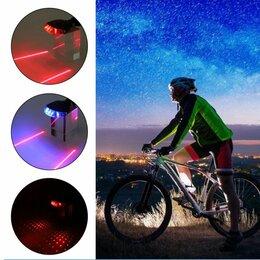 Фонари - Водонепроницаемый велосипедный задний фонарь-стоп, 0