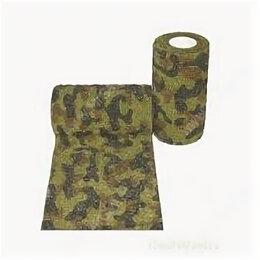 Защита и экипировка - ANDOVER PETFLEX бандаж 7,5 см х 4,5 м зеленый камуфляж , 0