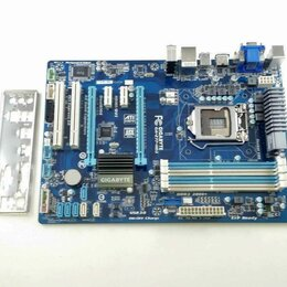 Материнские платы - Gigabyte GA-Z77-HD3 LGA 1155 Z77 P67 LGA1155, 0