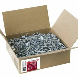 Гвозди - Гвозди Шинглас (Shinglas) 3,5мм х 30 ершенные оцинкованные 5 кг, 0
