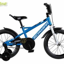 Трехколесные велосипеды - Детский велосипед Koen 16, 0