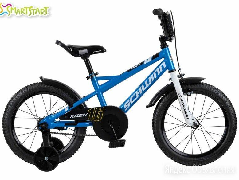 Детский велосипед Koen 16 по цене 9830₽ - Трехколесные велосипеды, фото 0