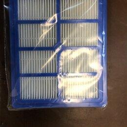 Аксессуары и запчасти - Фильтр пылесоса HEPA H12 (109x138x24mm), Electrolux, Philips, Bork-, 0
