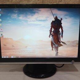 Мониторы - Монитор Samsung 931bw/d19(48.3 см) LED vga/dvi, 0
