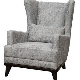 Диваны и кушетки - Кресло Вояж SALUTE 04 (серый с крапинами велюр), 0