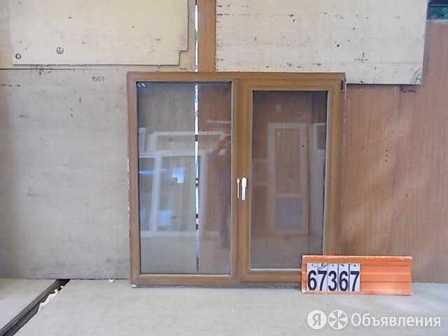 Пластиковые Окна Б/У 1470(в) х 1470(ш) по цене 3600₽ - Окна, фото 0
