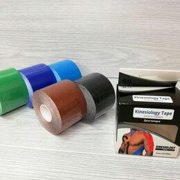 Аксессуары - Спортивный пластырь Kinesiology tape, 0
