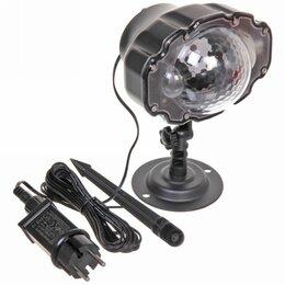 Прожекторы - Snow flower lamp лазерный прожектор/ уличный, 0