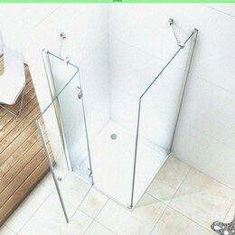 Души и душевые кабины - Душевая кабина из стекла без поддона, 0