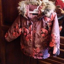 Комплекты верхней одежды - Комплект зимний для девочки р.92, 0