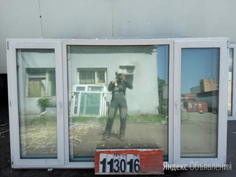 Пластиковые Окна Б/У 1420(в) х 2380(ш) по цене 7000₽ - Окна, фото 0