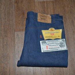 Джинсы - Джинсы Levis Saddleman W44 L30, Made in USA, 1981г, 0
