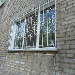 Сетки и решетки - Решетка на окно объемная, распашная, 0