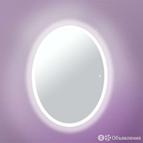 Зеркало Misty Неон 4 LED 60х80, сенсор на зеркале по цене 8810₽ - Зеркала, фото 0