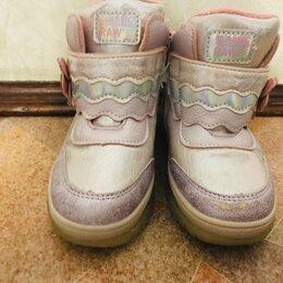 Ботинки - Ботинки для девочки на осень или зиму, 0