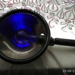 """Устройства, приборы и аксессуары для здоровья - Теплотерапия ультрафиолет """"Cиняя лампа Минина"""", 0"""