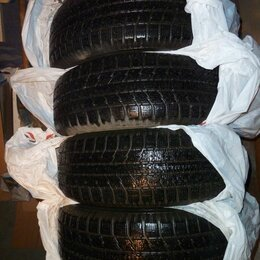 Шины, диски и комплектующие - Зимняя шина липучка, 0