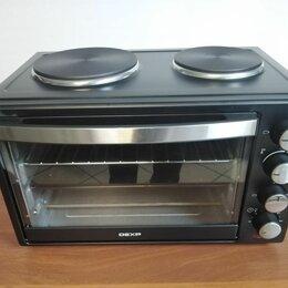 Мини-печи, ростеры - Электропечь Dexp VN-3000 HP, 0