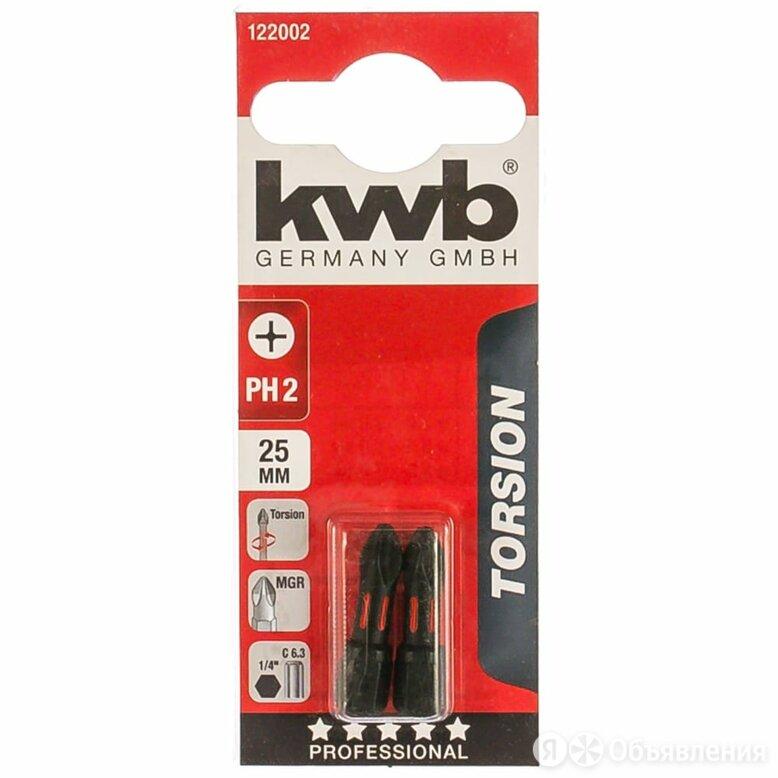 Бита KWB TORSION по цене 269₽ - Для дрелей, шуруповертов и гайковертов, фото 0