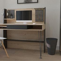Компьютерные и письменные столы - стол компьютерный александрия мод 17 💥 0737💥, 0