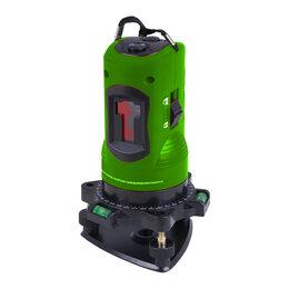 Измерительные инструменты и приборы - Лазерный уровень Аксон 2 красных луча, 0
