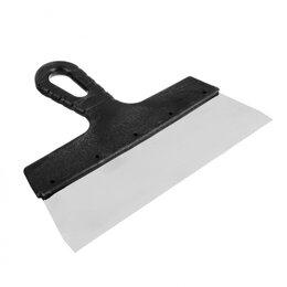 Шпатели - Шпатель металл (нерж.), пластиковая ручка  250 мм РОКОТ..., 0