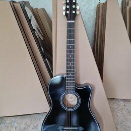 Акустические и классические гитары - Акустическая гитара Foix ffg1038bk, 0
