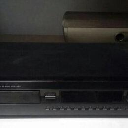 CD-проигрыватели - Yamaha CDX-493 Japan черный сд-плеер, 0