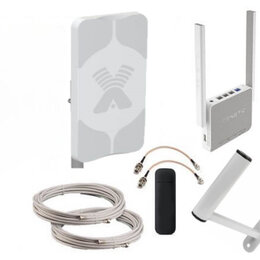 3G,4G, LTE и ADSL модемы - Комплект интернета для дачи 4g, 0