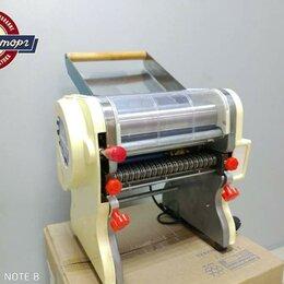 Тестомесильные и тестораскаточные машины - Тестораскатка-лапшерезка Foodatlas DHH-220C, 0