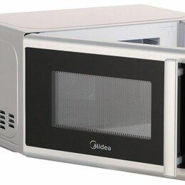 Микроволновые печи - Микроволновая печь Midea MM720CPO-S Новая , 0