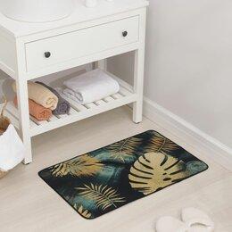 Дизайн, изготовление и реставрация товаров - Коврик для ванной  «Тропический лес» 500*800 мм 6997730, 0